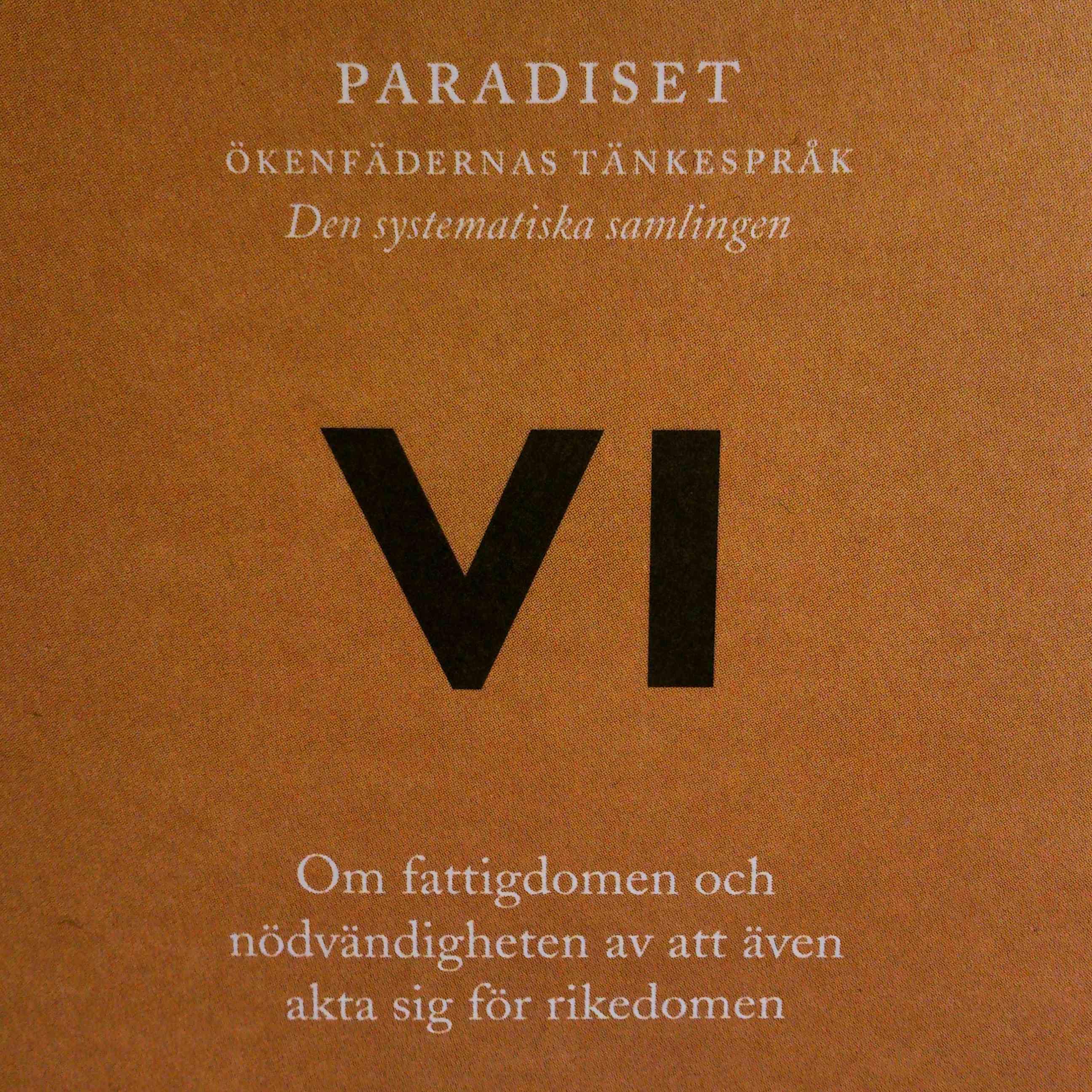 Paradiset VI